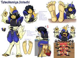 [Pokemon-Amour] Tetsukamiya Jintachi (CM, WIP)