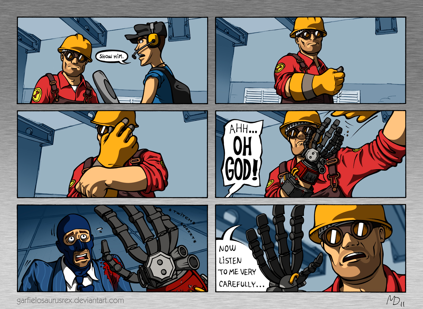 TF2: Judgment Round by Geewrecks