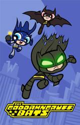 Saving Gotham After Bedtime