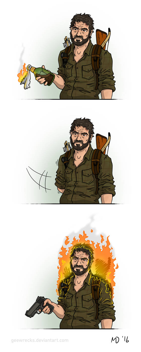 The Last of Us - Hold your Fire