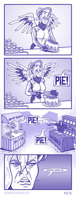 Overwatch - The Reaper Is a Part-Baker!