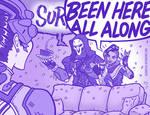 Overwatch - Asombraga Daioh