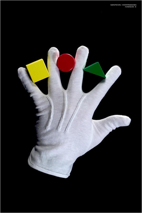 Hands II by nighty