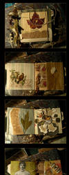 Paper bag Art album - Nature by nighty