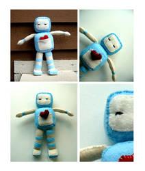 Mr Robot Plushie