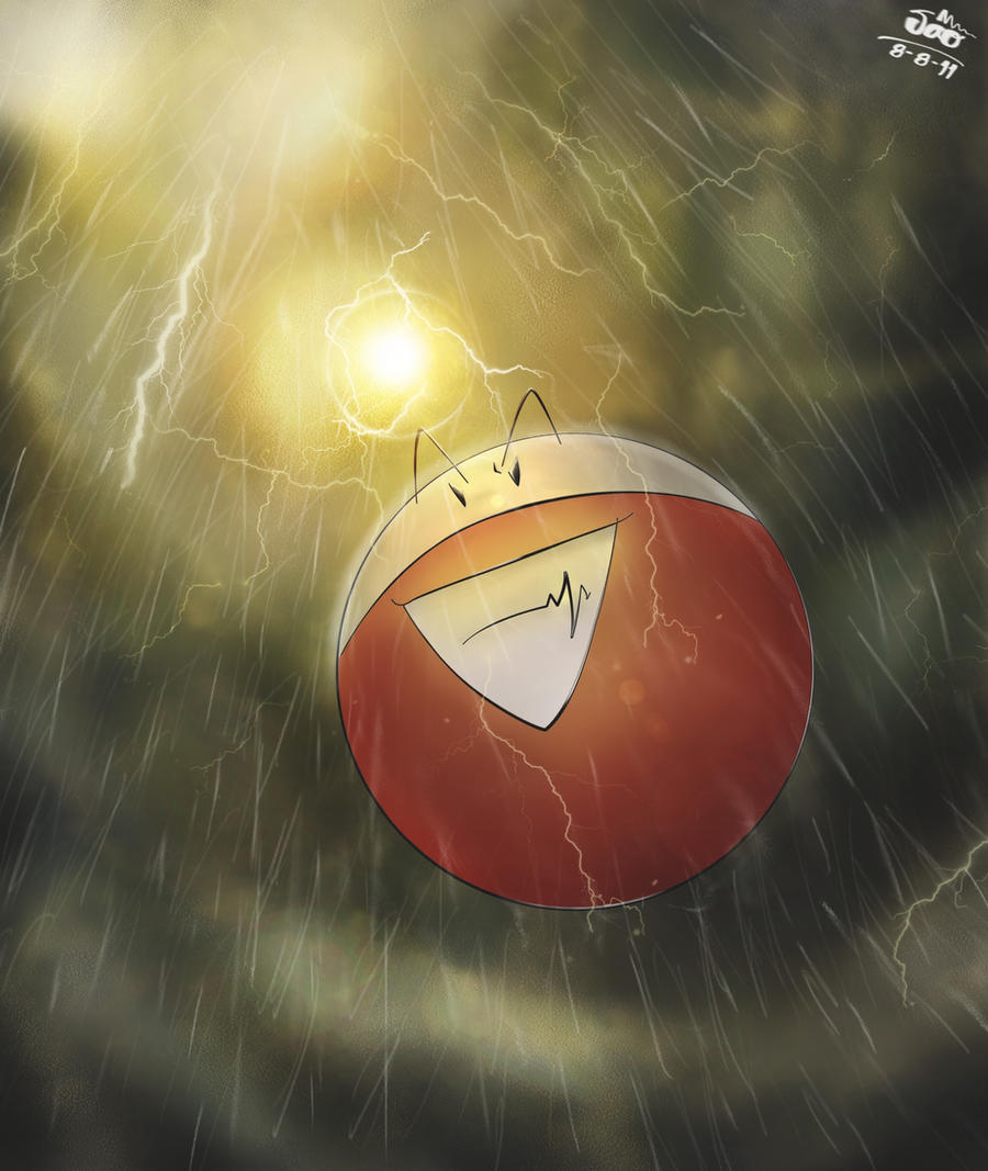 Electrode uses Volt Switch