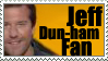 Jeff Dun-Ham Stamp by GangsterMuffin