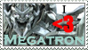 Megatron Stamp by GangsterMuffin
