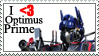Optimusprime Stamp by GangsterMuffin