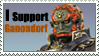 Support Ganondorf Stamp by GangsterMuffin
