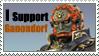 Support Ganondorf Stamp by GangsterMuffin