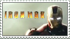 Ironman Stamp by GangsterMuffin