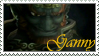Ganny Stamp by GangsterMuffin