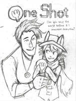 One Shot: Mark's New Let's Play! by Artist-In-Space