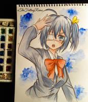 Takanashi Rikka - Chuunibyou demo koi ga Shitai. by xTheFallingRainx