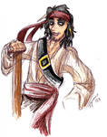 Captain Jack Sparrow -helsong