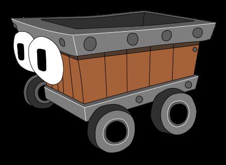 Mine Cart by protomank