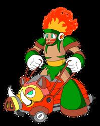 Kurupira Bot by protomank