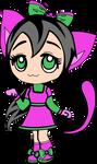KittyBot Chibi by protomank