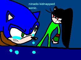 ninado kidnapped sonic 1 by icefranglorin