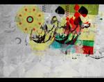 Text Play - Arabic Typo