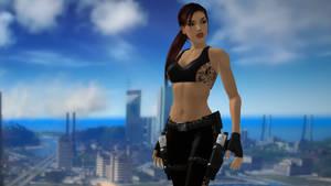 Lara Wallpaper 4k
