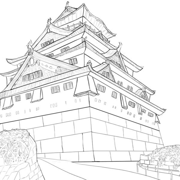 Osaka by demodragon666