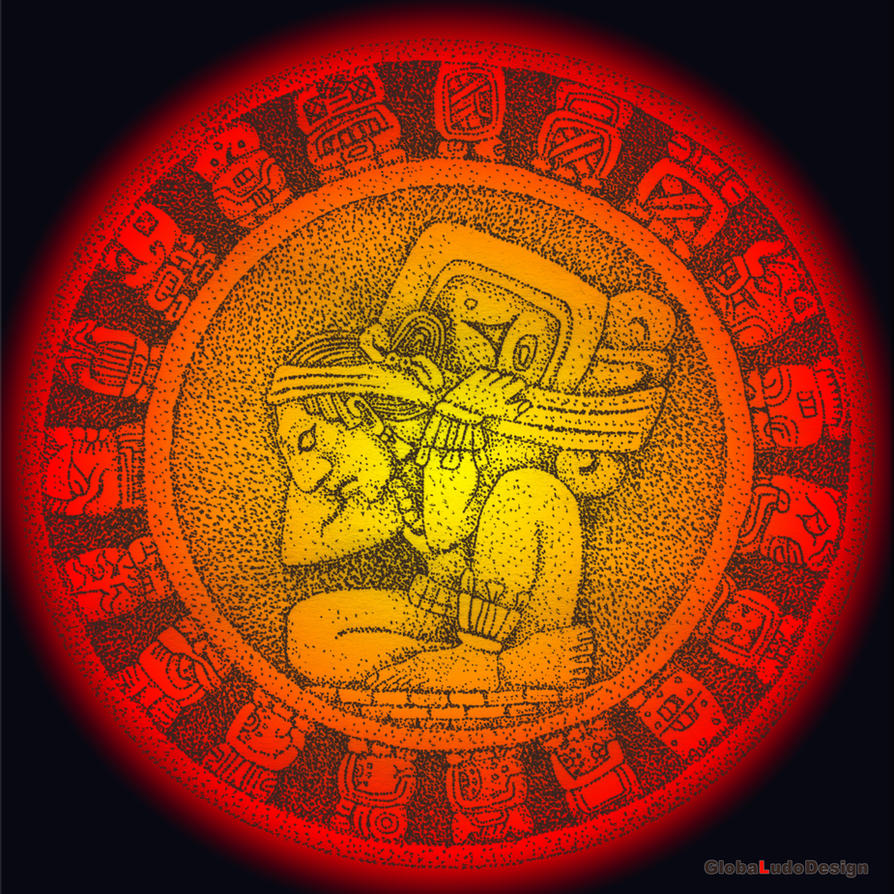 Mayan Haab Calendar by Globaludodesign on DeviantArt