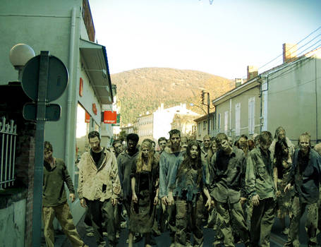 Zombies in Nyons