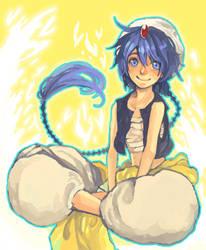 Aladdin by AoTsuyu