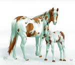 Painted Horses Collab