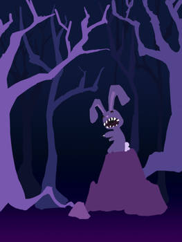 Dark Creatures of the Forest