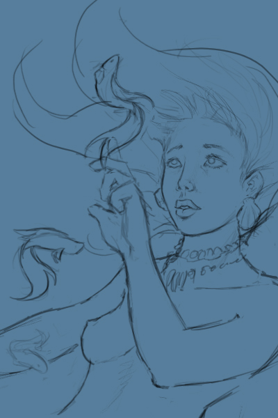 Lady in the Lake WIP