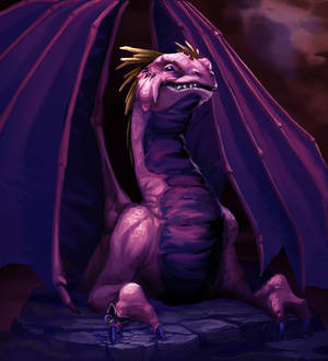 Trollface Dragon