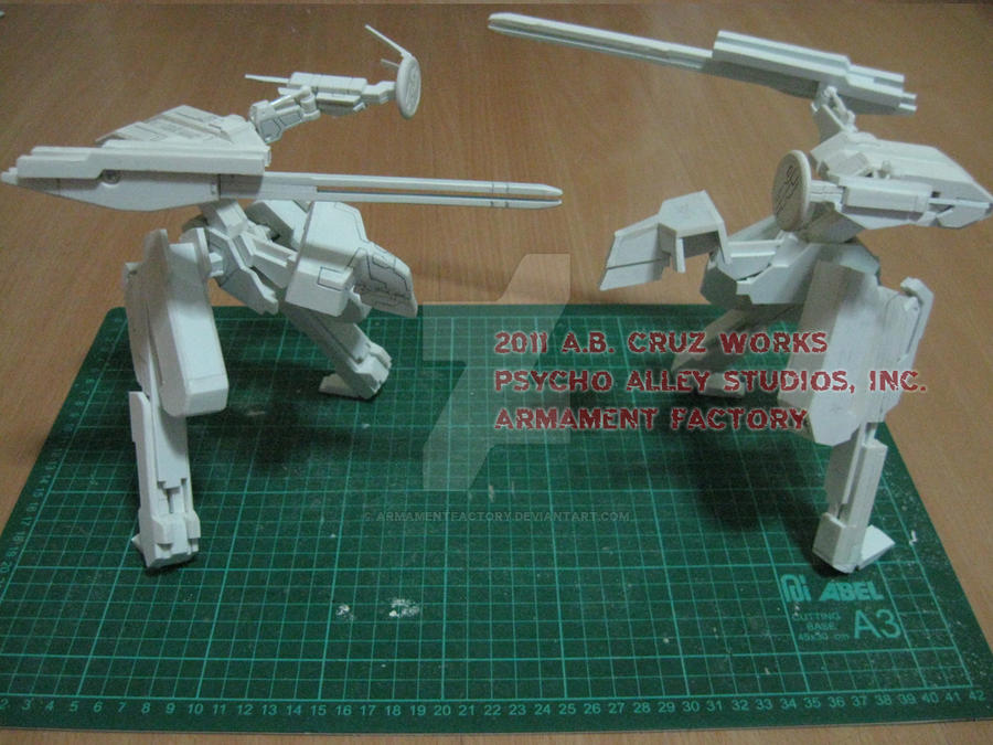 LES MAQUETTES TERRIBLES 04 by ARMAMENTFACTORY