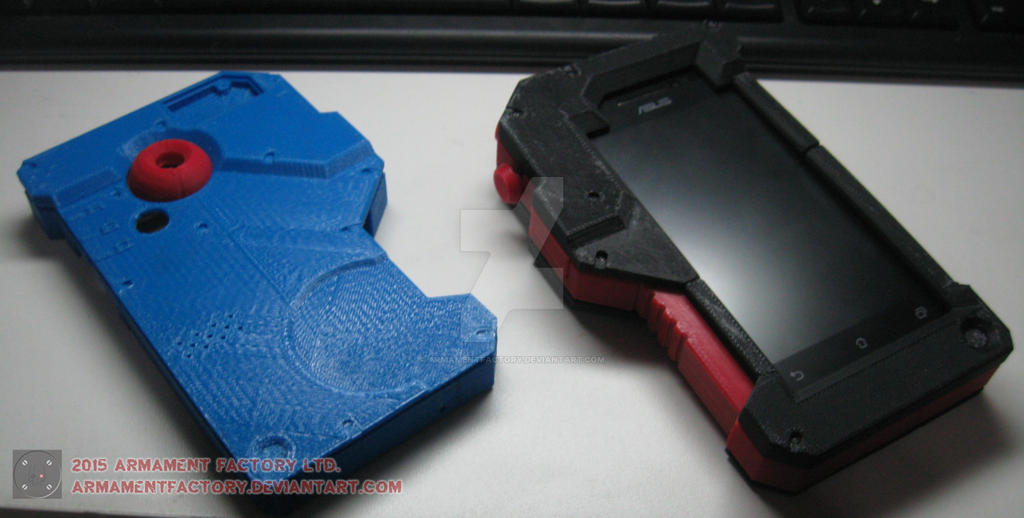 ARM/DROID PROTO by ARMAMENTFACTORY