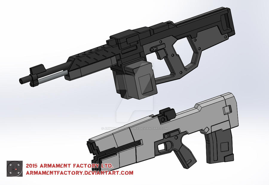 AFRS ARMAMENT DIGITAL by ARMAMENTFACTORY