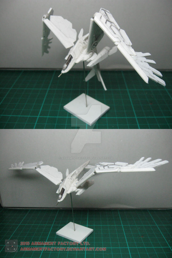 MACHINE HUMMINGBIRD 00 by ARMAMENTFACTORY