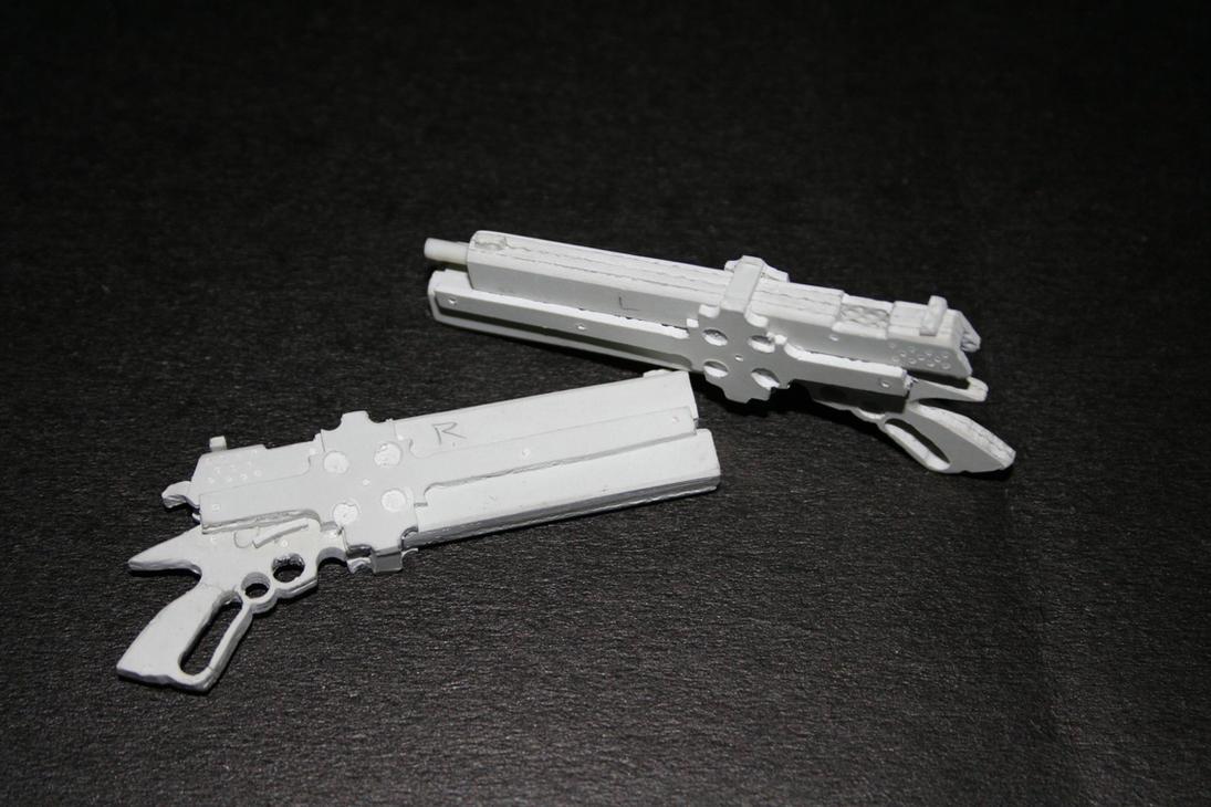 """GUNGRAVE"" CERBERUS by ARMAMENTFACTORY on deviantART Gungrave Cerberus Guns"
