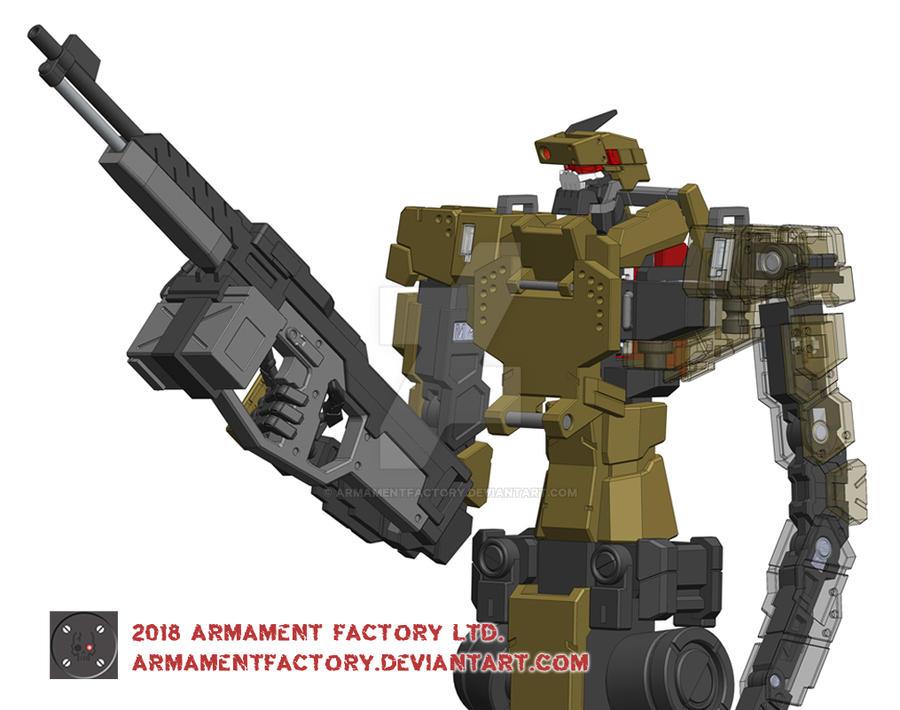 AFRS DIGITAL v1.5 00 by ARMAMENTFACTORY