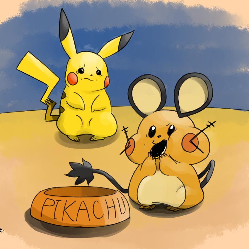 Pikachu Evolution Chart Animalcarecollegeinfo