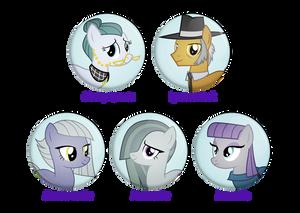 Pie Family (from Rock Farm)