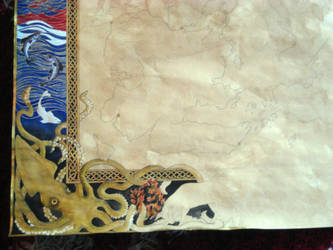 Game of Thrones Map Painting 9