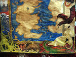 Game of Thrones Map Painting 11