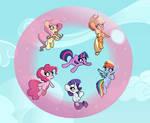 Friendship bubble Activate!