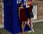 Amy wants her TARDIS back