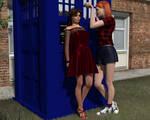 Amy wants her TARDIS back