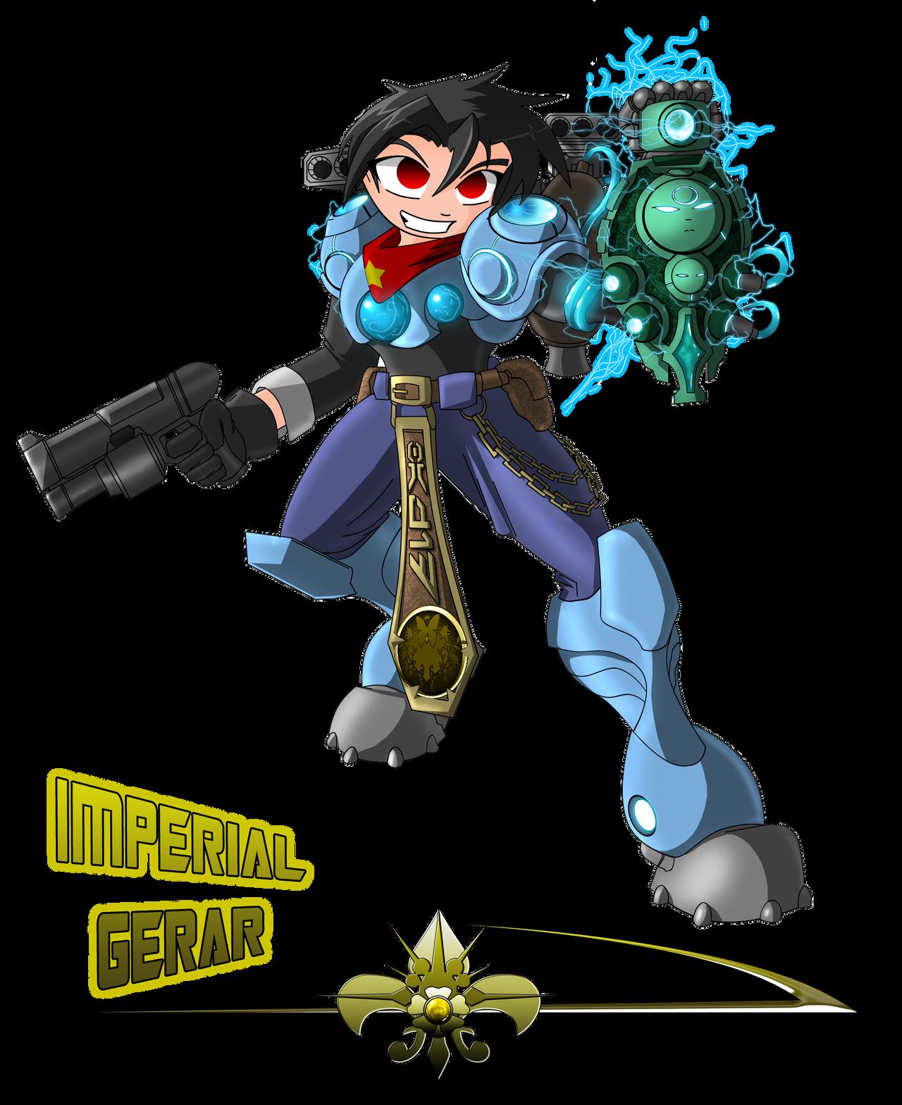 ImperialGerar's Profile Picture
