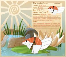 The Mais Pond: Teriell by Sutunari