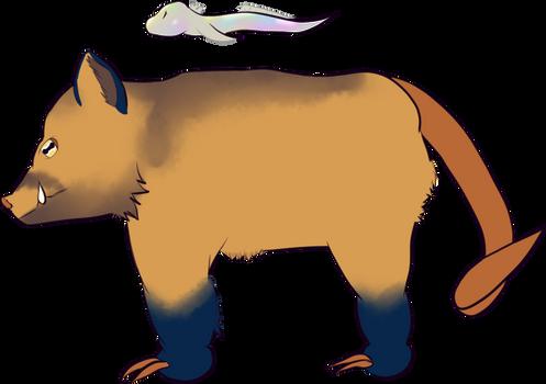 Raffle Boar